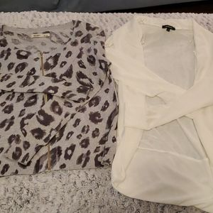 Lot of 2 sweaters